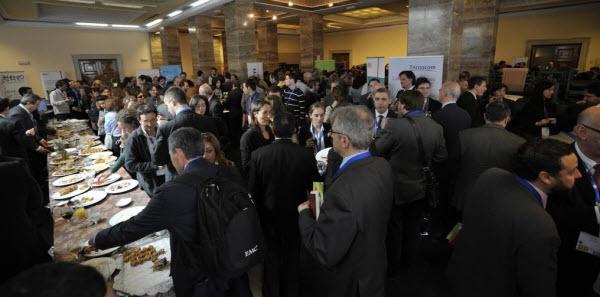 CNIS-2013-la-comida y networking