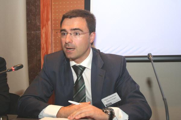 Miguel µngel Bernal Blay. Director General de Contratacion, Patrimonio y Organizacion